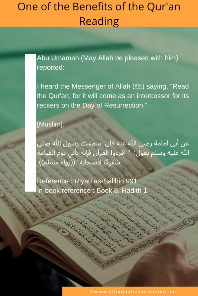 Learn holy Qur'an online